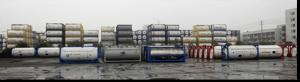 перевозка танк контейнеров
