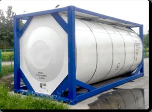 объем танк контейнера 20 футов в кубах
