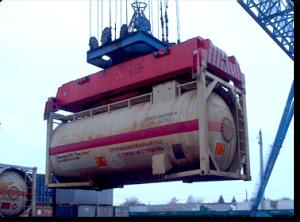 слив патоки из танка контейнера процедура