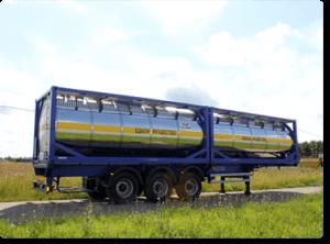 танк контейнер для азота