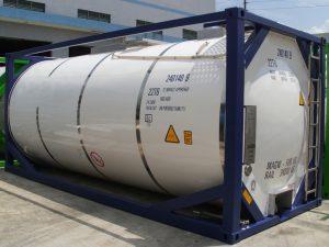 химические танк контейнеры