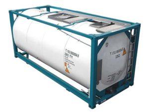 танк контейнер для наливных грузов